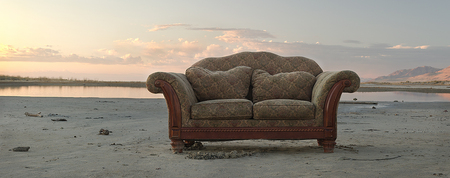 Great Salt Lake Couch 1